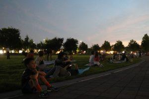 夏の星空観望会 開催されました