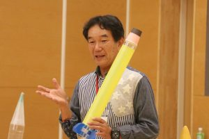 コズミックカレッジ in 野々市【水ロケット編】 開催されました
